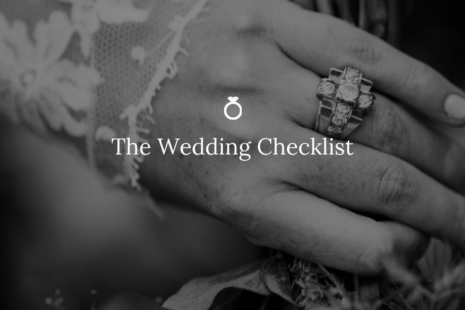 9 – 7 Months of Wedding Planning - Westlane Place