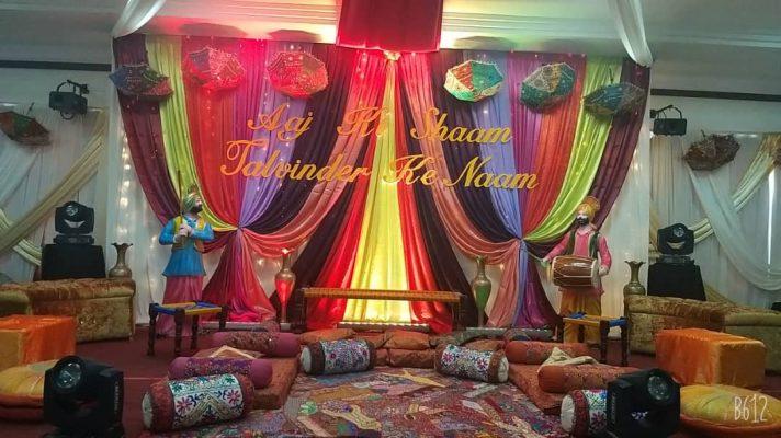 Sangeet Night Event