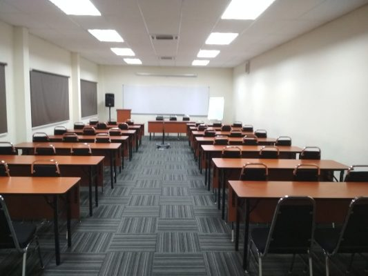 Seminar Room - Classroom Setting