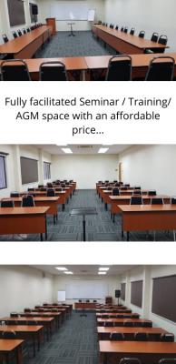 Seminar Space 2021